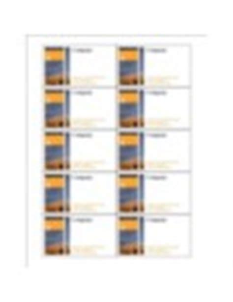 business card wide 10 per sheet template templates home construction business card wide 10 per