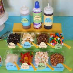 sundae topping ideas