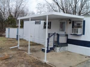 Awnings For Mobile Home Porches Porch And Patio Covers