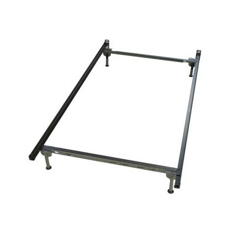metal frame queen bed twin full queen metal frame 9001 bed frames price busters furniture