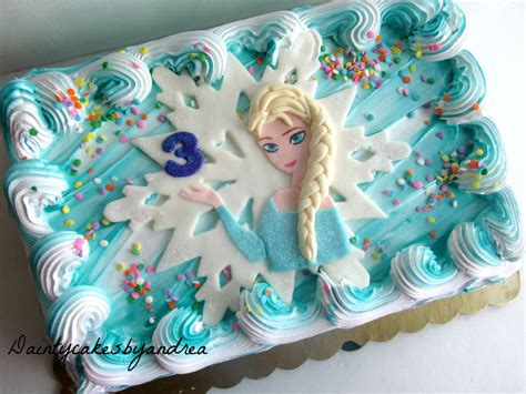 frozen inspired fondant elsa cake topper by daintycakesbyandrea 24 00 lilly s frozen