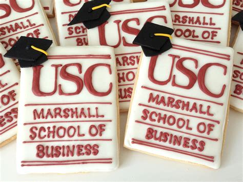 Usc Mba Graduation by Logos Products Baby Bea S Bakeshop
