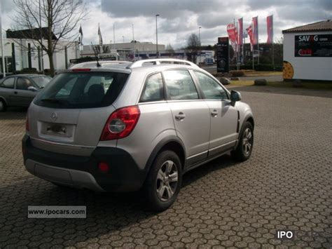 opel antara 2008 interior opel antara 2 0 2008 technical specifications interior