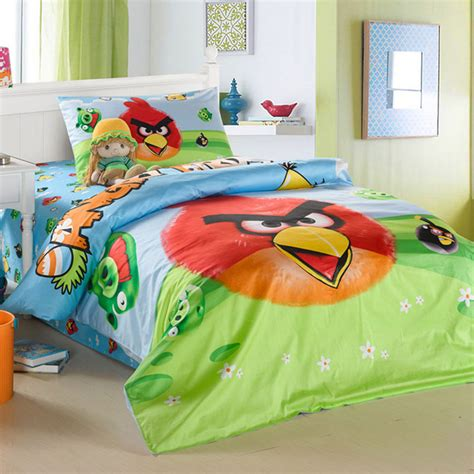 angry birds bedroom angry birds bedding set twin size ebeddingsets
