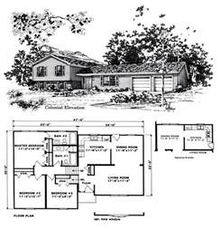 Tri Level Home Plans The Walnut Images Frompo