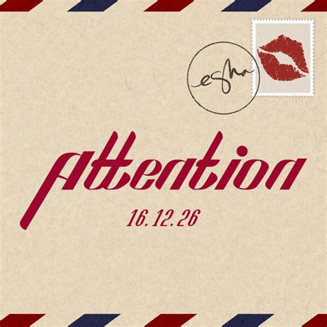 download mp3 attention download single esna attention mp3