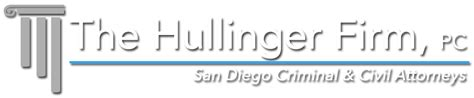 San Diego Misdemeanor Records The Hullinger Firm Pc San Diego Criminal Civil Attorneys