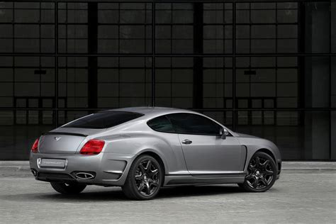 bentley grey bentley continental gt bullet grey topcar