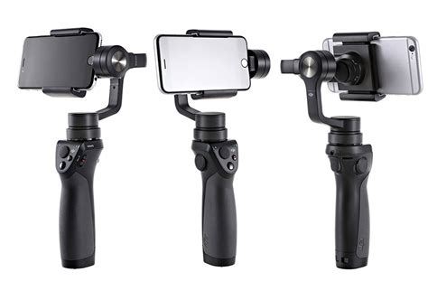 dji osmo mobile gimbal stabilizer for smartphones black ebay