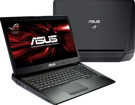 Asus Rog G750jz Gaming Laptop 4 I7 Haswell asus g750jz t4110h notebookcheck it