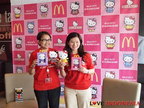 Boneka Murah Shun Hong Jakarta mcdonald s indonesia luncurkan boneka hello in mcdonaldland edisi terbatas indonesia
