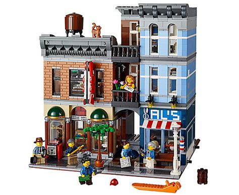The Office Creator by Detective S Office 10246 Creator Expert Lego Shop
