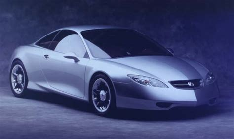 1995 acura cl 1995 acura cl x concept pictures history value research