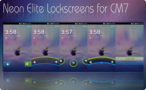 themes for htc evo 3d cm7 metamorph theme neon elite lockscreens htc evo 3d