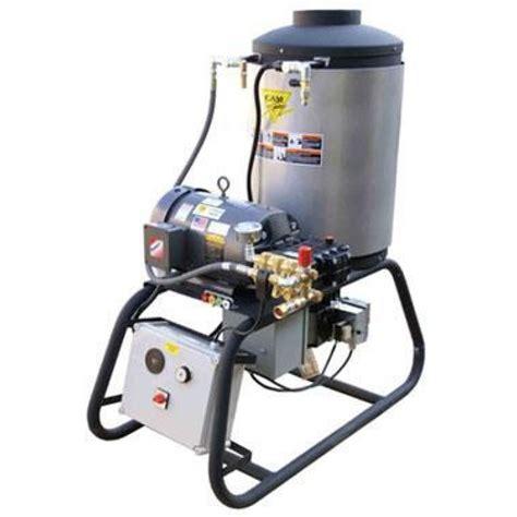 spray 2000stlef pressure washer