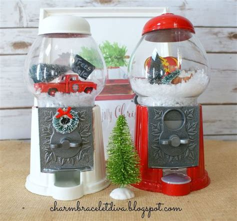 diy decorations snow globe diy gumball machine waterless snow globes hometalk
