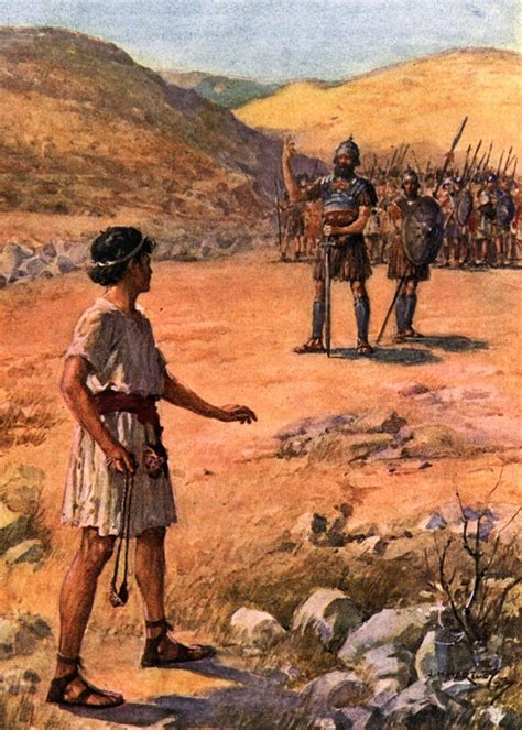 images of david and goliath david from bible quotes quotesgram