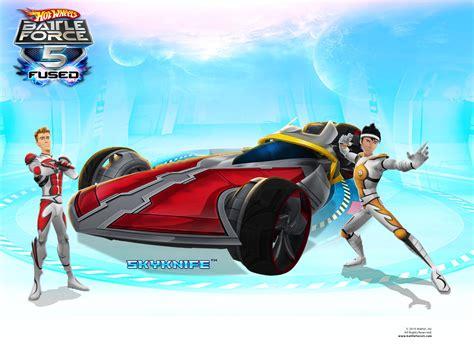 imagenes de hot wheels battle force 5 image skyknife jpg hot wheels battle force 5 wiki