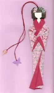 Origami Geisha - origami geisha doll inspiration on origami