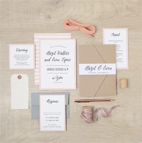 Basic Wedding Invitations by Basic Invite Is The Solution To Wedding Invitation Boredom