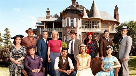 Call Home by A Place To Call Home Season Three Axed