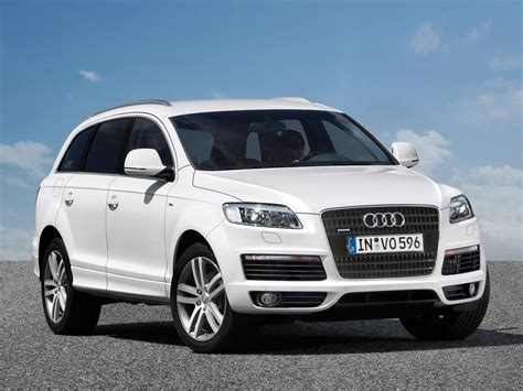 Audi Q7 Quattro by Audi Q7 4 2 Tdi Quattro Wallpapers Cool Cars Wallpaper