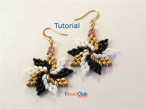 beaded earring patterns superduo bead patterns beaded earring patterns beading
