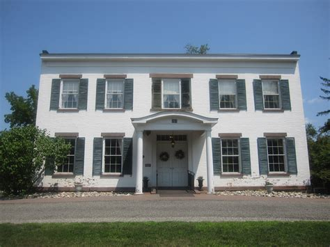 conditions assessment for the historic pruyn house in