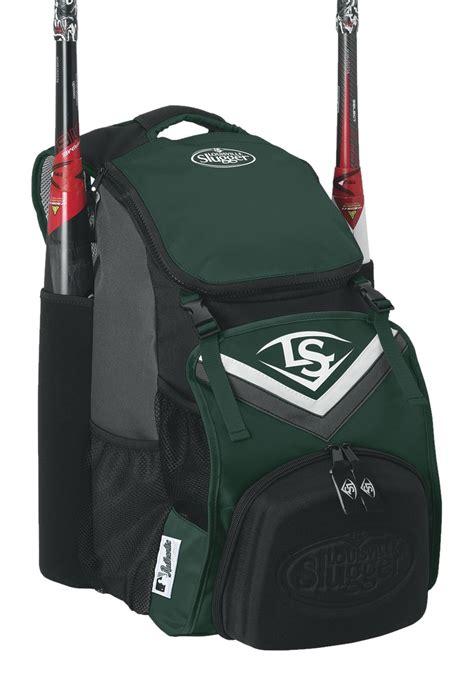 baseball bat bag softball equipment backpack tote louisville slugger ebay