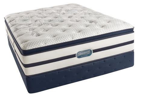 Beautyrest Pillow Top Mattress by Simmons Beautyrest Recharge Ultra 19 Luxury Firm