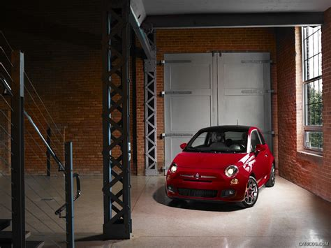 Fiat Us Fiat 500 Us Version Front Angle Wallpaper 15 1600x1200