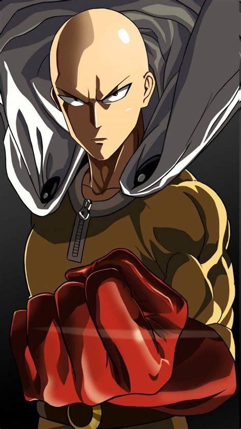 wallpaper android hd one punch man saitama one punch man anime gloves wallpapers hd