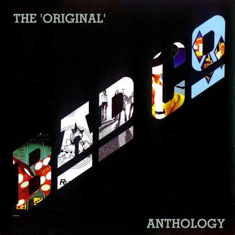 original bad company anthology bad company listen and