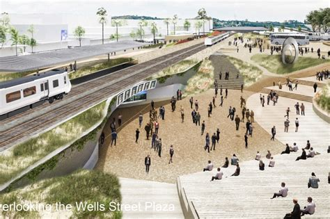 design contest for rail stations makeover shortlist revealed competition to design new frankston