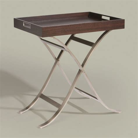 Tray Side Table by Modern Tray Table Traditional Side Tables And End