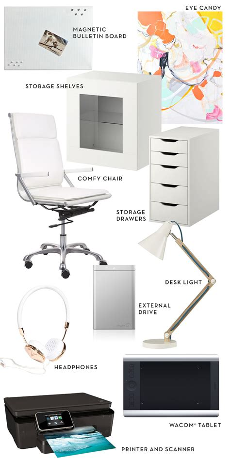 Trendy Desk Accessories Staying Organized Our Favorite Stylish Office Accessories
