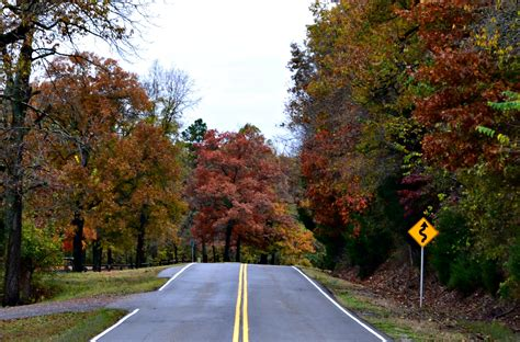scenic byways fall is perfect season to enjoy the cherokee hills byway