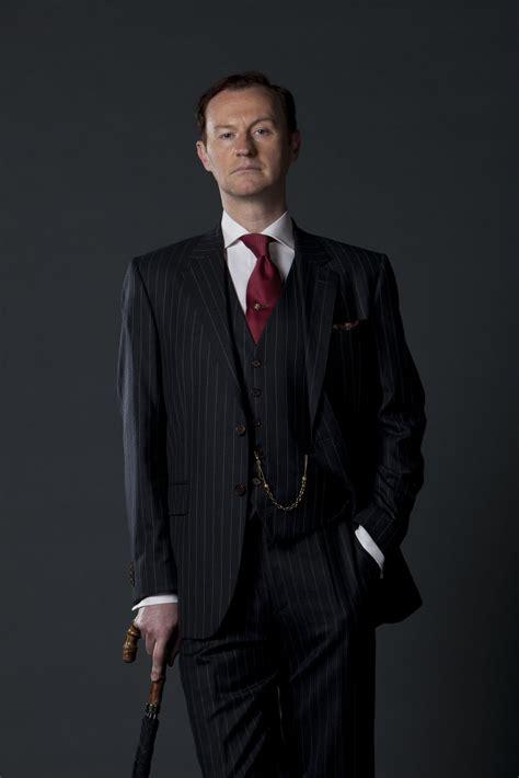 Mycroft Holmes Mark Gatiss   sherlock and doctor who news from mark gatiss s ama
