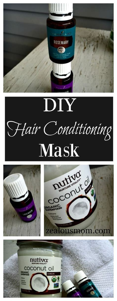 Weekly Or Biweekly Conditioning Hair Mask by An Amazing Diy Hair Conditioning Mask That Combines The