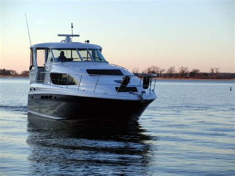 boat financing apr 2007 used sea ray 40 motor yacht aft cabin boat for sale
