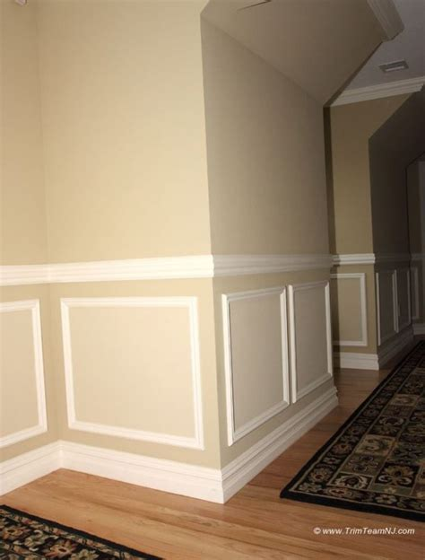 Shadow Box Wainscoting by Loading File 118 Shadow Boxes And Chair Molding On