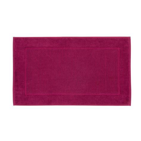 terry bath mat buy supreme hygro terry bath mat rasberry amara