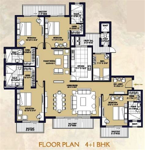 www layout 3 bhk 4 bhk flats in ats casa espana sector 121