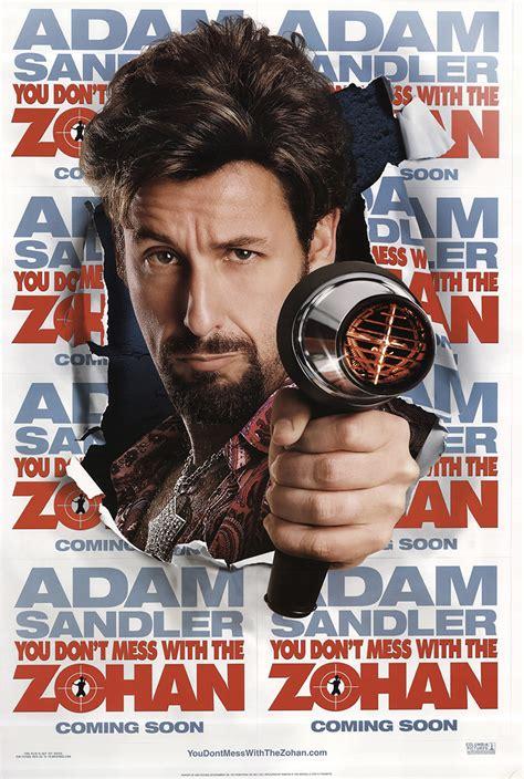film gratis zohan you don t mess with the zohan 2008 original movie poster