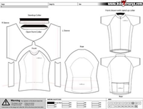 Bicycle Jerseys Men S Custom Cycling Jersey Design Template