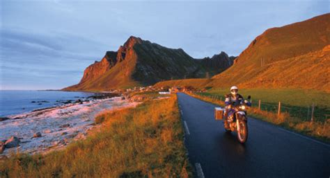 Motorrad Skandinavien by Skandinavien Spezial Lofoten Tourenfahrer