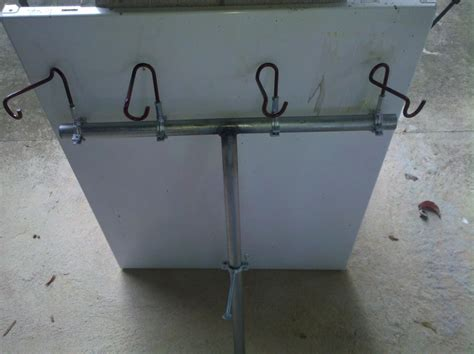 crappie boat rod holders i need help to rig my jon boat with rod holders on a