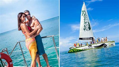 sandals grenada catamaran caribbean island adventure sightseeing tours in jamaica