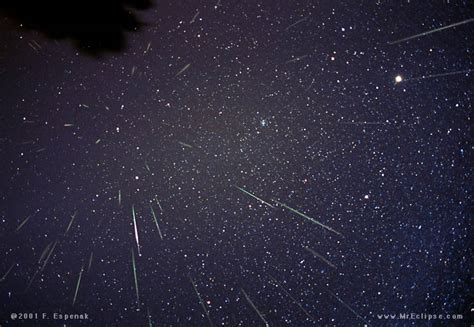 Leonid Meteor Showers by The Sky Is Falling Leonid Meteor Shower Peaks Tonight