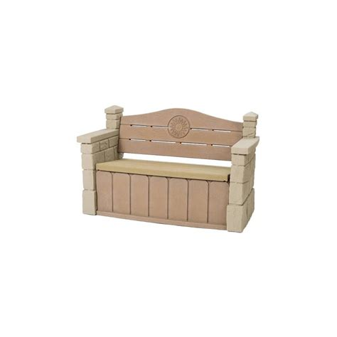 step 2 storage bench step2 outdoor storage bench 28 images step2 outdoor